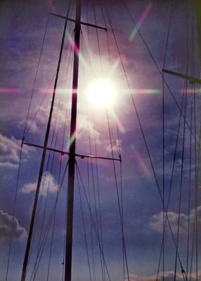 Photograph - A Sailor's Vision by Steve Karol