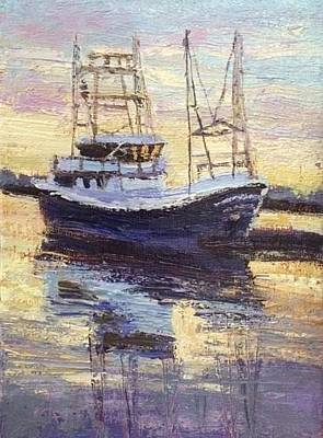 Painting - A San Diego Salute To Rose by Kathleen Strukoff