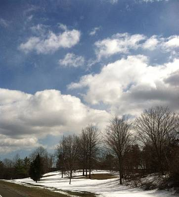 Photograph - A Scenic Winter by Margie Avellino