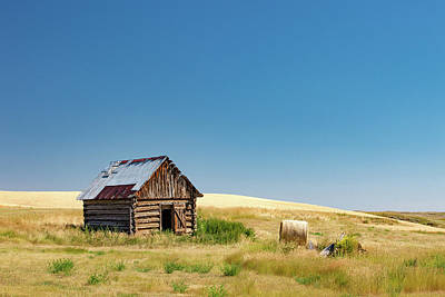 Photograph - A Shack Apart by Todd Klassy