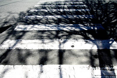 A Shadow Of It's Former Self Print by Kreddible Trout