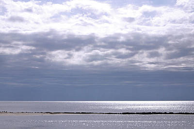 Photograph - A Shimmering Gulf Coast by Cora Wandel