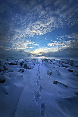 Photograph - A Short Walk by Phil Koch