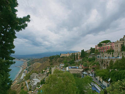 Photograph - A Side Of Sicily by S Paul Sahm