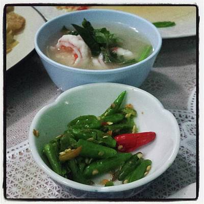 Photograph - A Side Of Tom Yum Goon With Your by Mr Photojimsf