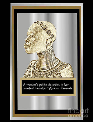 Digital Art - A Sisters Portrait 1 by Jacqueline Lloyd