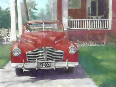 Digital Art - A Slice Of Americana by David King