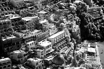 Photograph - A Slice Of Positano by John Rizzuto