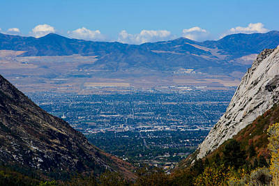 Photograph - A Slice Of The City by Tikvah's Hope