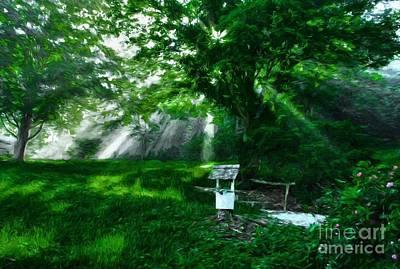 Rural Kentucky Photograph - A Small Wish 3 by Mel Steinhauer
