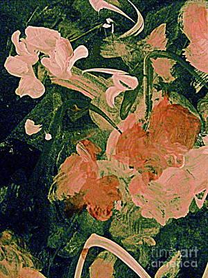 Digital Art - A Soft Orange by Nancy Kane Chapman