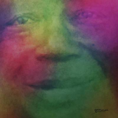 A Soul Has Many Colors Art Print