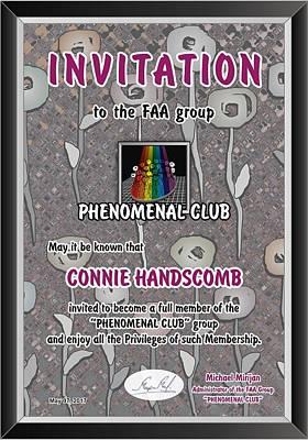 Invitation Mixed Media - A Special Invitation by Michael Mirijan