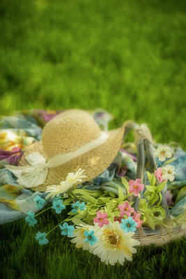 Photograph - A Spring Afternoon by Eleanor Caputo