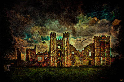 Photograph - A Stately Home For Ghosts by Chris Lord