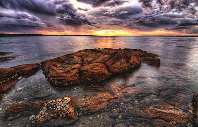 Photograph - A Storm Is Brewing by Paul Svensen
