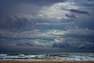 Photograph - A Storm Is Coming by Brian Kinney