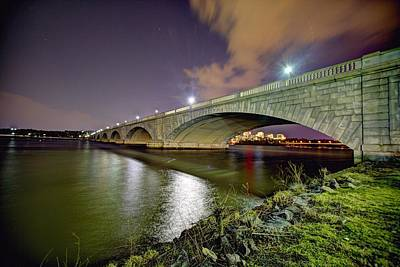 Photograph - A Stroll Along The Potomac by John King