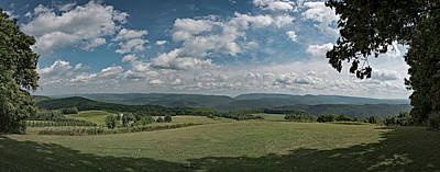 Photograph - A Summer Day In Pa by Guy Whiteley