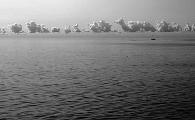 Photograph - A Summer Day On Lake Ontario by David Pantuso