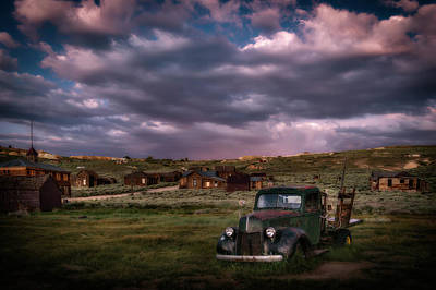 Photograph - A Summer Evening In Bodie by Cat Connor