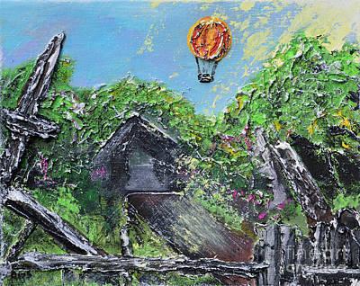 A Summer Sky Original by Alys Caviness-Gober