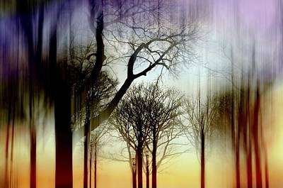 Photograph - Melting Sun by Diana Angstadt