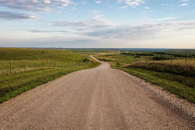 Photograph - A Sunday Morning Drive by Scott Bean
