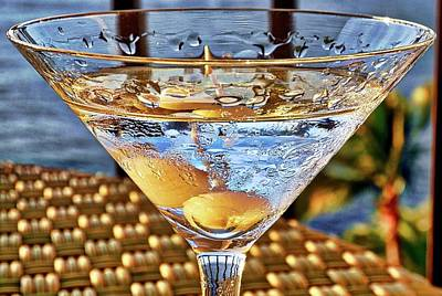Photograph - A Sunset Martini In Maui by Kirsten Giving