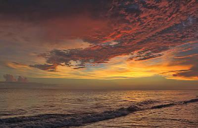 Photograph - A Sunset To Remember by Shari Jardina