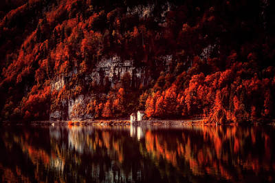 Photograph - A Swiss Autumn by Unsplash
