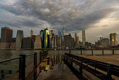 Easter Bunny - A tale of NYC  by Tetyana Ohare