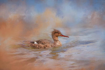 Photograph - A Taste Of Sea Water by Jai Johnson