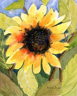 A Taste Of Sunshine Art Print