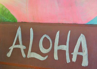 Photograph - A Thousand Alohas by Jamart Photography