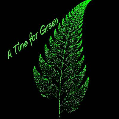 A Time For Green Art Print by Thomas Smith