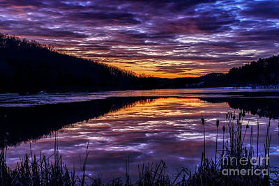 Photograph - A Time Of Reflection by Thomas R Fletcher