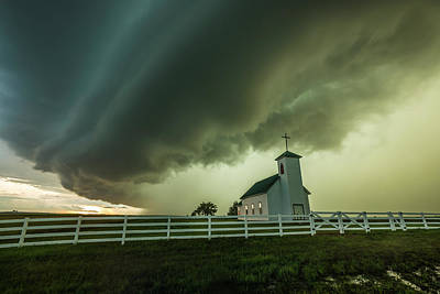 Photograph - A Time To Pray by Aaron J Groen