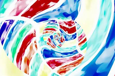 Painting - A Touch Of Glass by Mark Taylor