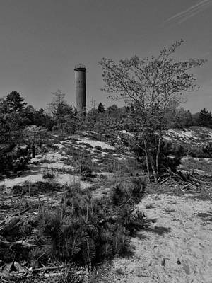 Photograph - A Tower Among The Dunes by Kathi Isserman