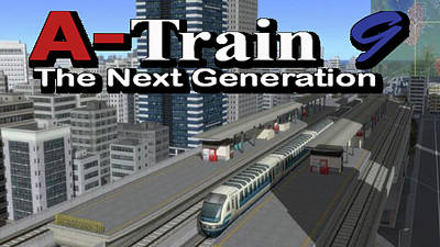 Architecture Digital Art - A-train 9 The Next Generation by Super Lovely