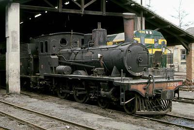 Photograph - A Train Runs Through Hue by Robert Holden