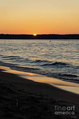 Photograph - A Traverse Sunset by Jennifer White