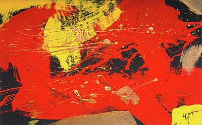 Carlos Santana Painting - A Tribute To Carlos by Dan Houston