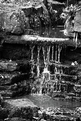 Photograph - A Trickle Of Hope by Jez C Self