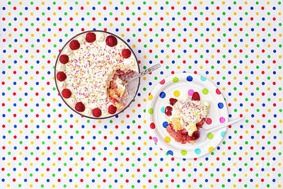 Photograph - A Trifle Dotty by Tim Gainey