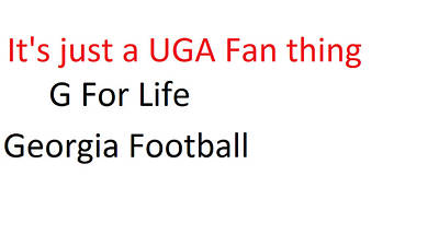 Digital Art - A Uga Thing by Aaron Martens