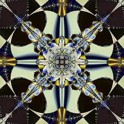 Digital Art - A Vast Array by Jim Pavelle