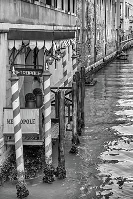 Photograph - A Venice Parking Spot by Georgia Fowler
