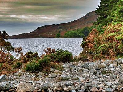 Photograph - A View Across Wastwater by Joan-Violet Stretch